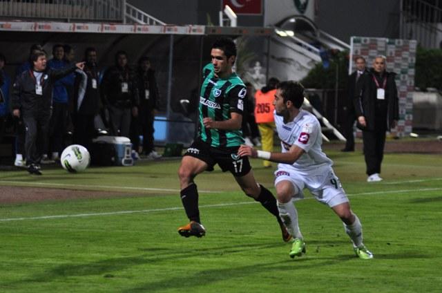 Denizlispor - Konyaspor 1-2 Sezon 2011-2012  galerisi resim 15