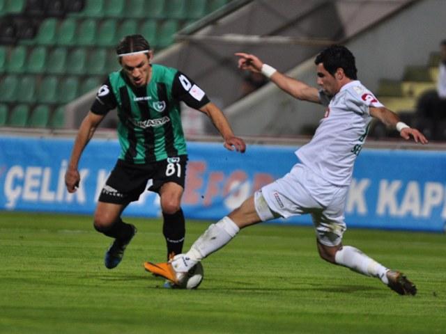 Denizlispor - Konyaspor 1-2 Sezon 2011-2012  galerisi resim 18