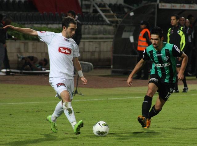 Denizlispor - Konyaspor 1-2 Sezon 2011-2012  galerisi resim 2