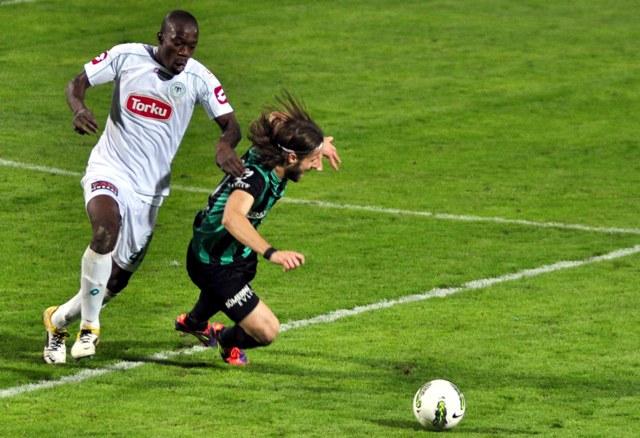 Denizlispor - Konyaspor 1-2 Sezon 2011-2012  galerisi resim 22