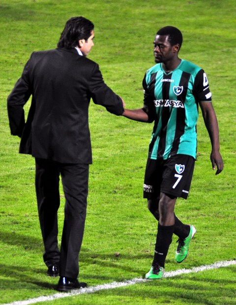 Denizlispor - Konyaspor 1-2 Sezon 2011-2012  galerisi resim 24