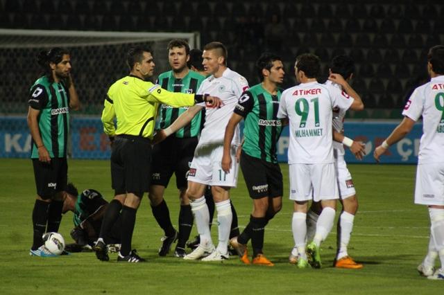 Denizlispor - Konyaspor 1-2 Sezon 2011-2012  galerisi resim 4