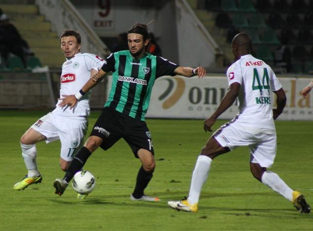 Denizlispor - Konyaspor 1-2 Sezon 2011-2012  galerisi resim 6