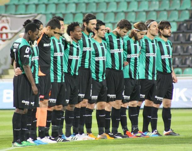 Denizlispor - Konyaspor 1-2 Sezon 2011-2012  galerisi resim 8