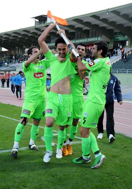 Konyaspor - Karşıyaka 1-0 sezon 2011 / 2012  galerisi resim 15