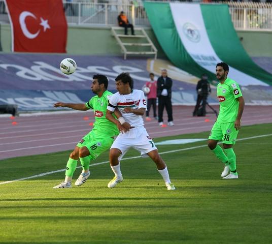 Konyaspor - Karşıyaka 1-0 sezon 2011 / 2012  galerisi resim 6