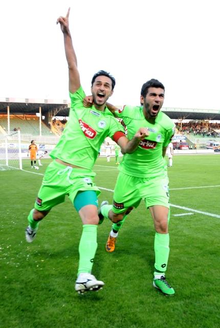 Konyaspor - Karşıyaka 1-0 sezon 2011 / 2012  galerisi resim 8