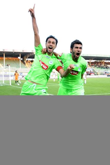 Konyaspor - Karşıyaka 1-0 sezon 2011 / 2012  galerisi resim 9