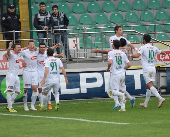 Çaykur Rizespor - Konyaspor 2-2  Sezon 2011-2012  galerisi resim 13