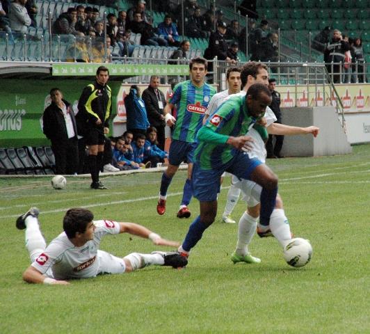Çaykur Rizespor - Konyaspor 2-2  Sezon 2011-2012  galerisi resim 7