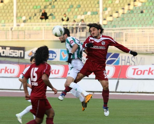 Konyaspor-Güngörenspor 2-1 Sezon 2011-2012  galerisi resim 1