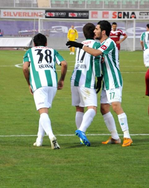 Konyaspor-Güngörenspor 2-1 Sezon 2011-2012  galerisi resim 11