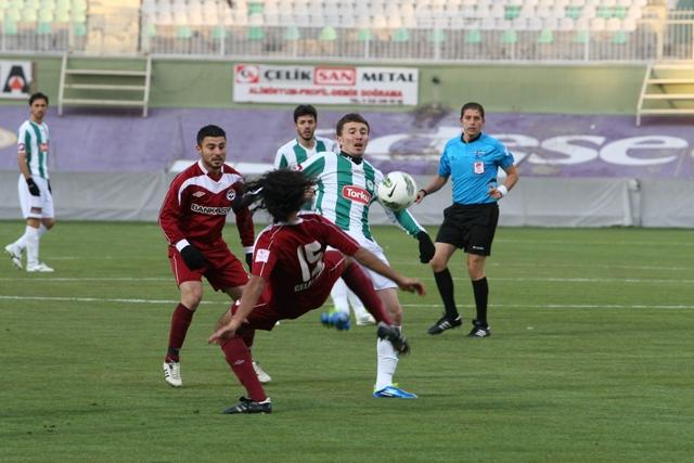 Konyaspor-Güngörenspor 2-1 Sezon 2011-2012  galerisi resim 2