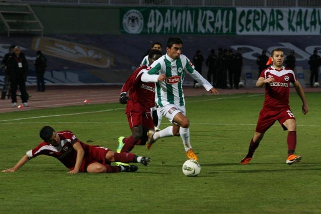 Konyaspor-Güngörenspor 2-1 Sezon 2011-2012  galerisi resim 5