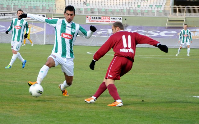 Konyaspor-Güngörenspor 2-1 Sezon 2011-2012  galerisi resim 6