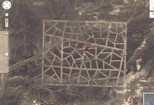 Çinin Gobi Çölündeki gizemli yapılar galerisi resim 10