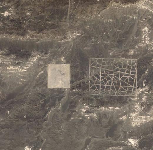 Çinin Gobi Çölündeki gizemli yapılar galerisi resim 12