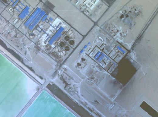 Çinin Gobi Çölündeki gizemli yapılar galerisi resim 13