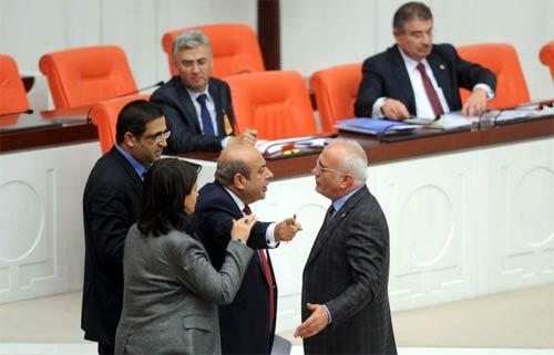 Mecliste bu sefer kadınlar kavga etti! galerisi resim 7
