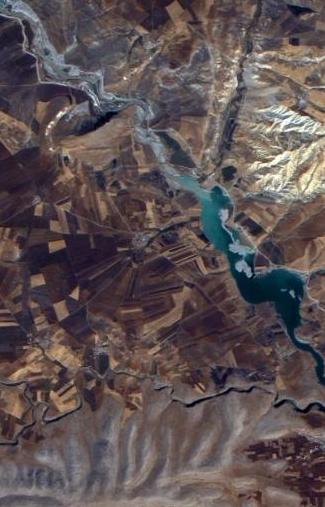 Türk uydusundan ilk fotoğraflar galerisi resim 4
