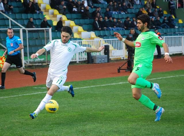 Giresunspor-Konyaspor 0-0 Sezon 2011-2012  galerisi resim 1