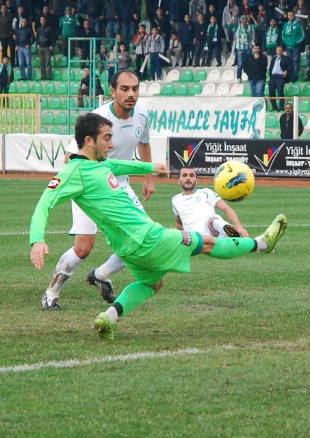 Giresunspor-Konyaspor 0-0 Sezon 2011-2012  galerisi resim 2