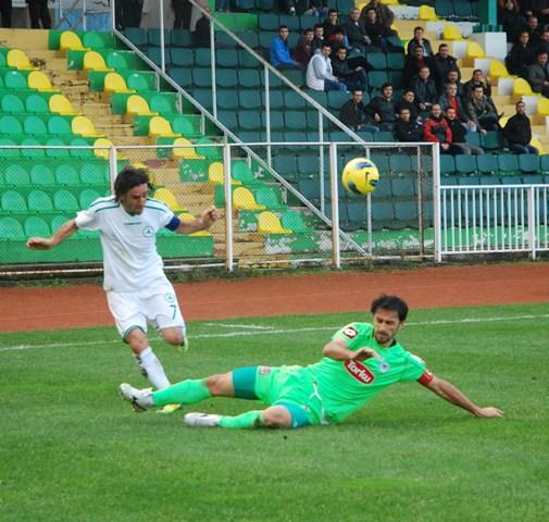 Giresunspor-Konyaspor 0-0 Sezon 2011-2012  galerisi resim 4