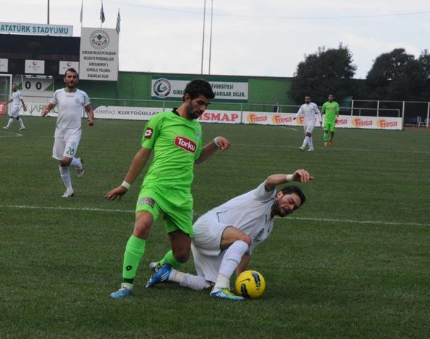 Giresunspor-Konyaspor 0-0 Sezon 2011-2012  galerisi resim 5