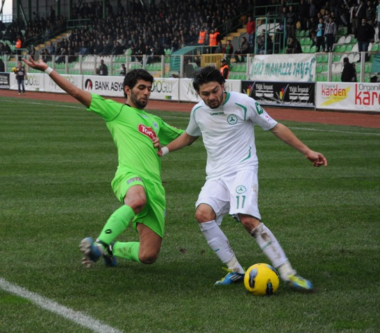 Giresunspor-Konyaspor 0-0 Sezon 2011-2012  galerisi resim 6