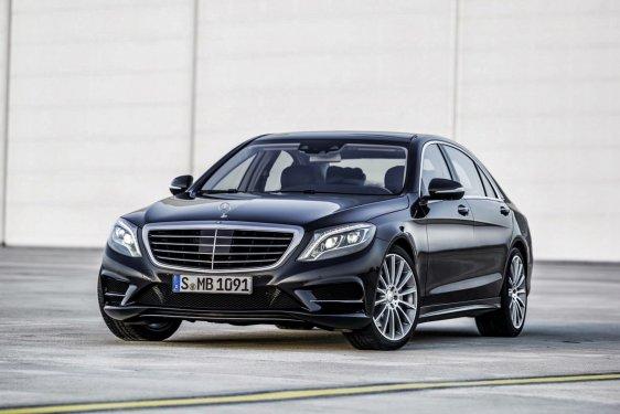 2014 Mercedes Benz S-serisi