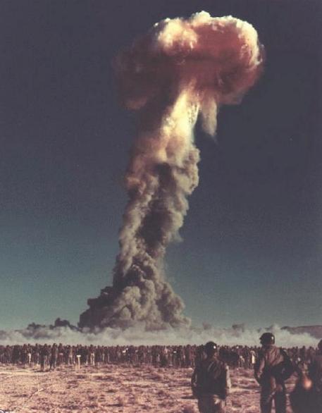 Atom bombasının ürperten cüssesi galerisi resim 1