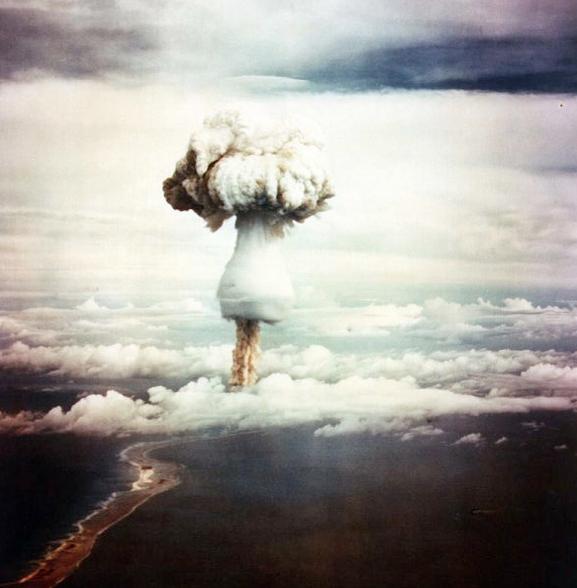 Atom bombasının ürperten cüssesi galerisi resim 29