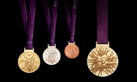 Londra 2012de madalya durumu