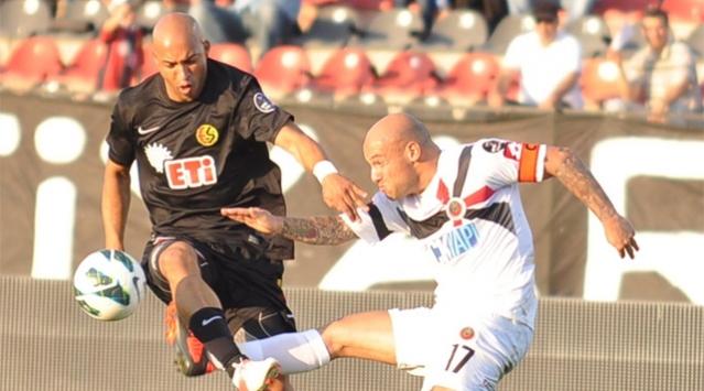 Eskişehirspor-Gençlerbirliği: 4-2