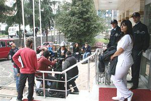 Benim İçin Üzülme Dizisinin çekimleri Özel Karadeniz Hastanesinde sürüyor