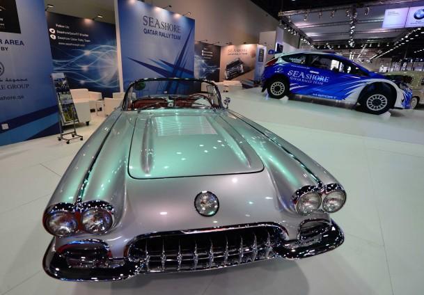 Dünyanın en pahalı arabalarının görücüye çıktığı 2013