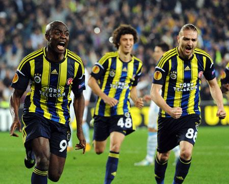 Fenerbahçe:2 - Lazio:0 maçın golleri TIKLA İZLE