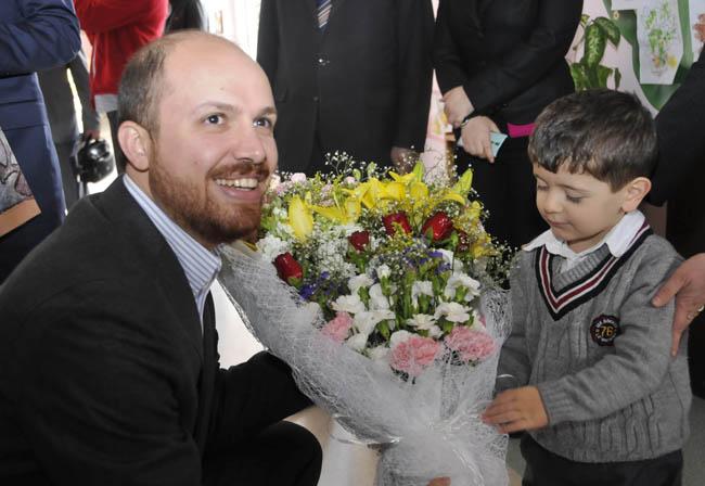 Bilal Erdoğan Konyada
