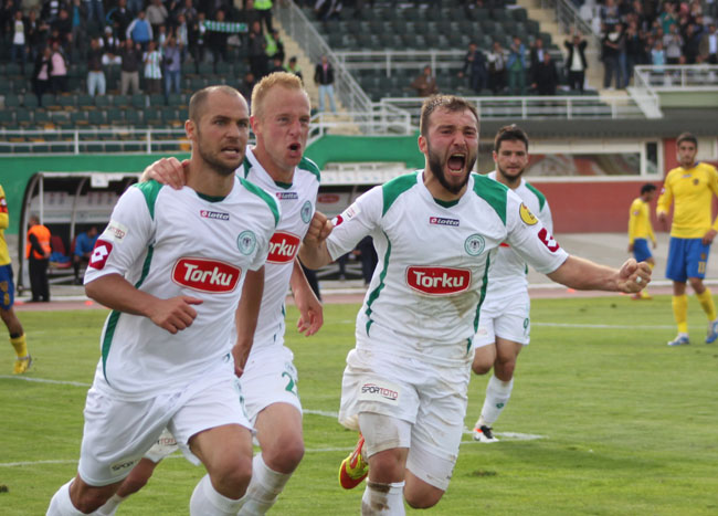 Torku Konyaspor - Bucaspor play-off maçı hangi kanalda?
