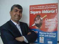 """""""Ülkemizde sigara içenlerin sayısı yaklaşık 17 milyona ulaşmıştır"""""""