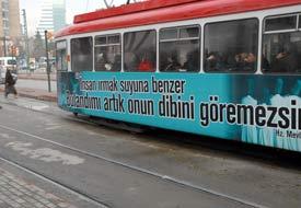 Günaydın Konya; tramvaylar geliyor!