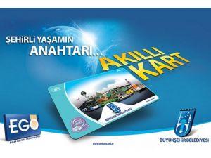 Ankarada Akıllı Kart Dönemi