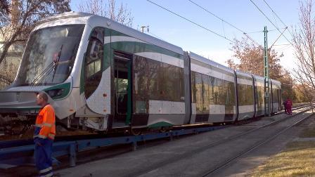 Konya'ya 6. tramvay da geldi