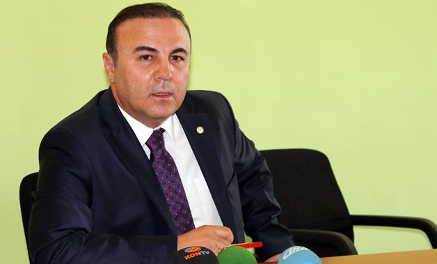 Konyaspor'da beraberlik sevinci