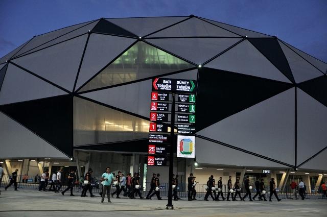 Yeni Konya stadyumunun adı: Torku Arena
