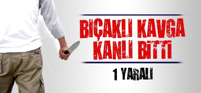 Trabzon'da bıçaklı kavga: 1 ağır yaralı
