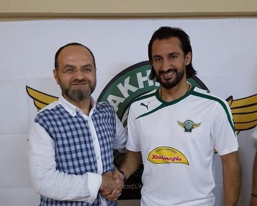 Hasan Kabze, Akhisar Belediyespor'da