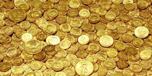 Altının kilogramı 98 bin 600 liraya geriledi