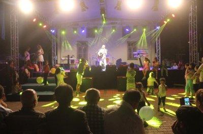 Şükran Köyünde Beyoğlu gecesi