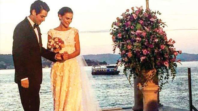 Saadet Işıl Aksoy Pamir Kıraner evlendi... İşte düğün fotoğrafları